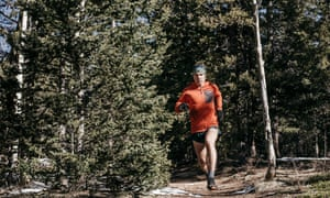 Ultrarunner Zach Miller in the Colorado Rockies
