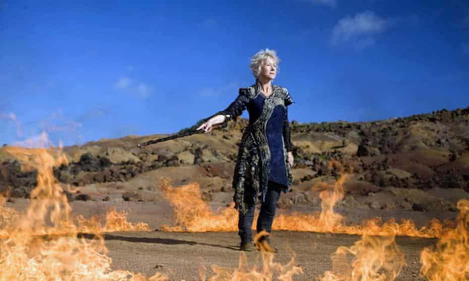 Helen Mirren Tempest