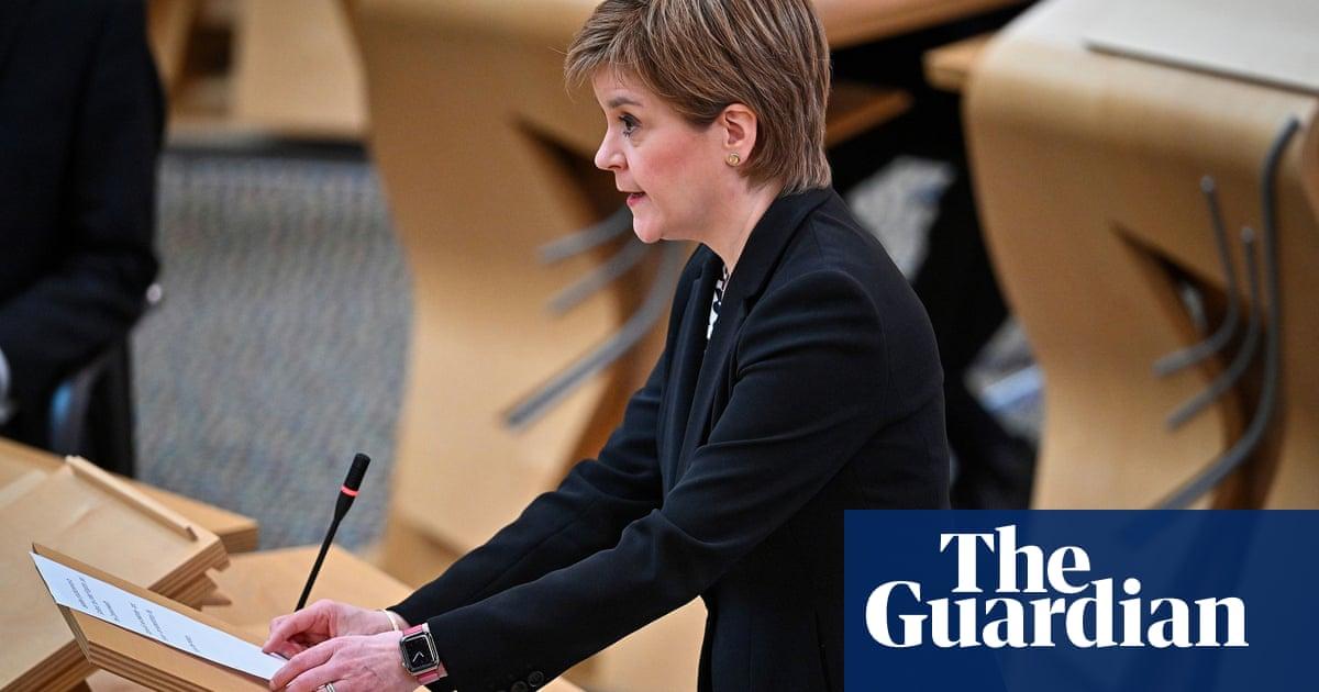 Sturgeon blasts decision to refer Holyrood bills to UK supreme court