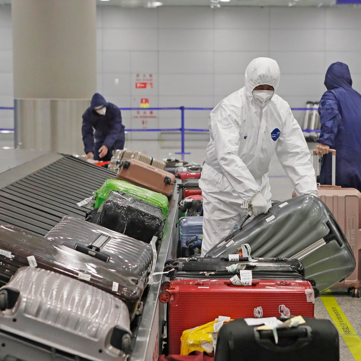 Coronavirus Travel Updates Which Countries Have Restrictions And Fco Warnings In Place Travel The Guardian