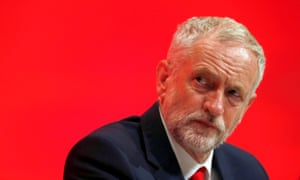 Jeremy Corbyn ... could develop a less opaque brain-mouth interface.