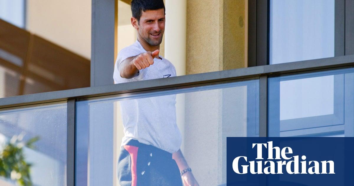 Nick Kyrgios calls Djokovic