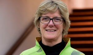 Prof Dame Sally Davies, England's chief medical officer,