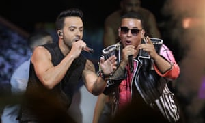 Luis Fonsi and Daddy Yankee perform Despacito
