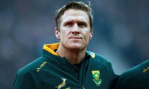 Jean de Villiers is fit to captain South Africa.