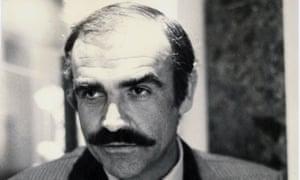 Sean Connery, December 1971