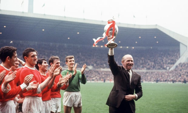 Image result for shankly and busby