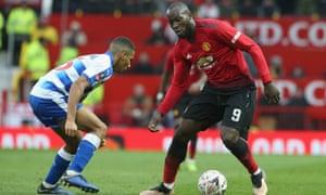 Romelu Lukaku has rediscovered his form in recent weeks