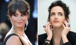 Gemma Arterton, left, and Eva Green will star in the romance film Vita & Virginia.