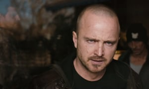 Aaron Paul in El Camino. What did you think?
