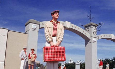 Carrey in The Truman Show, 1998