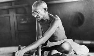 Mahatma Gandhi, circa 1935