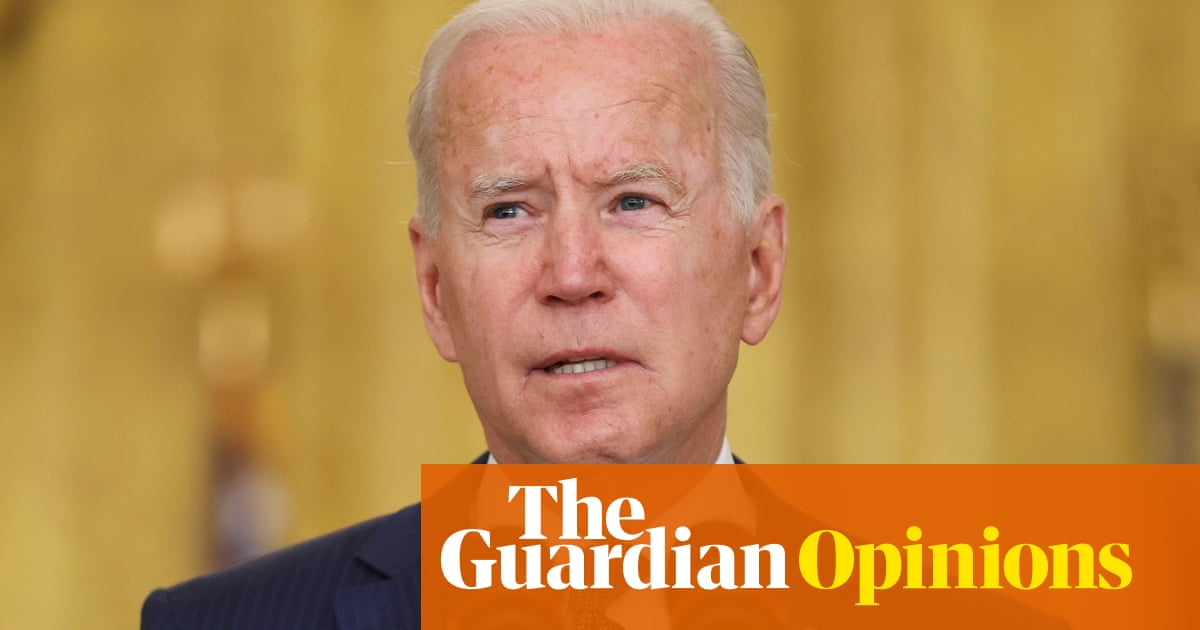 The media is lambasting Biden over Afghanistan. But he should stand firm