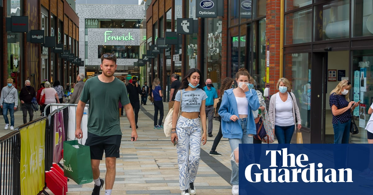 'I'll be wearing a mask': businesses and staff wary on eve of England unlocking