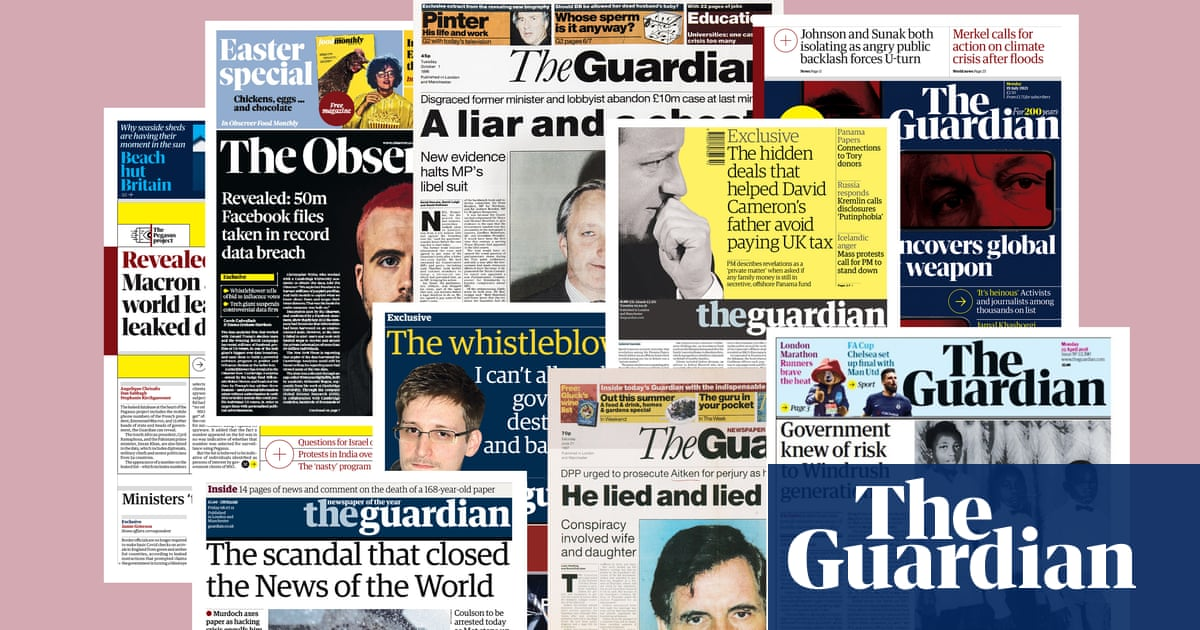 'The rich don't always fight fair': Guardian lawyers, libel and lawsuits