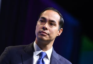 Castro qualified for four Democratic debates but did not meet the threshold for the debates that followed.