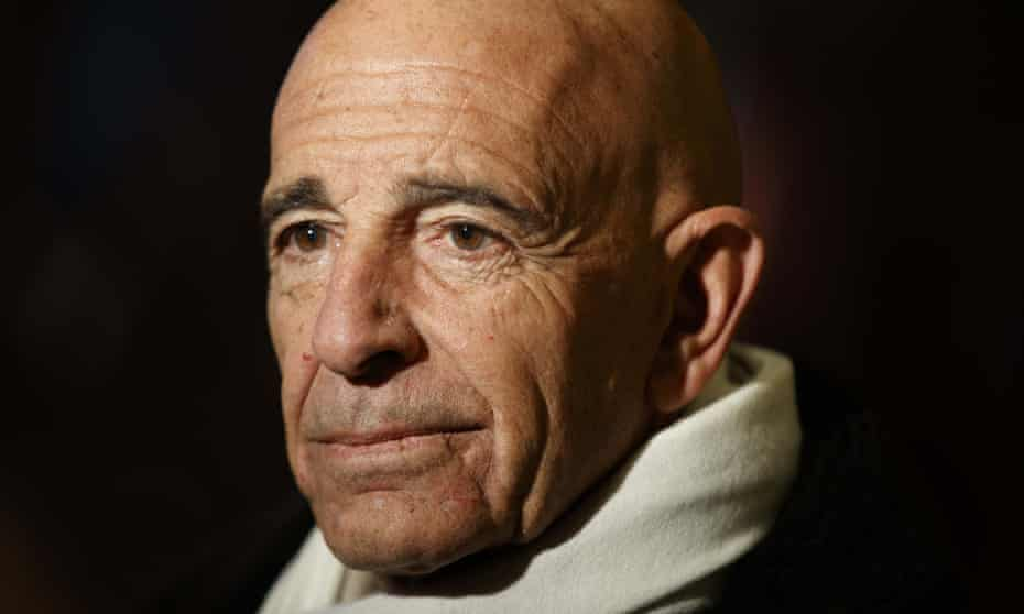 Tom Barrack is also charged with obstruction of justice and lying to the FBI.