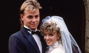 On 8 November 1988, 20m viewers watched Scott and Charlene's wedding on Neighbours.