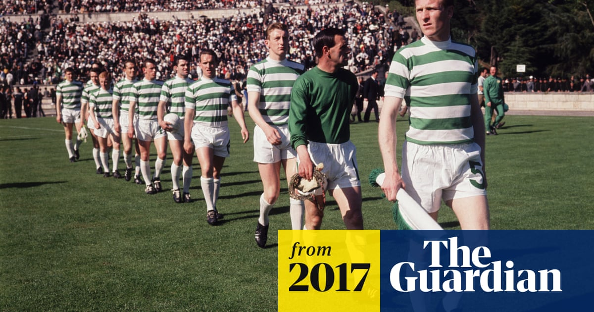 Tommy Gemmell, Celtic hero and 'Lisbon Lion', has died after a long