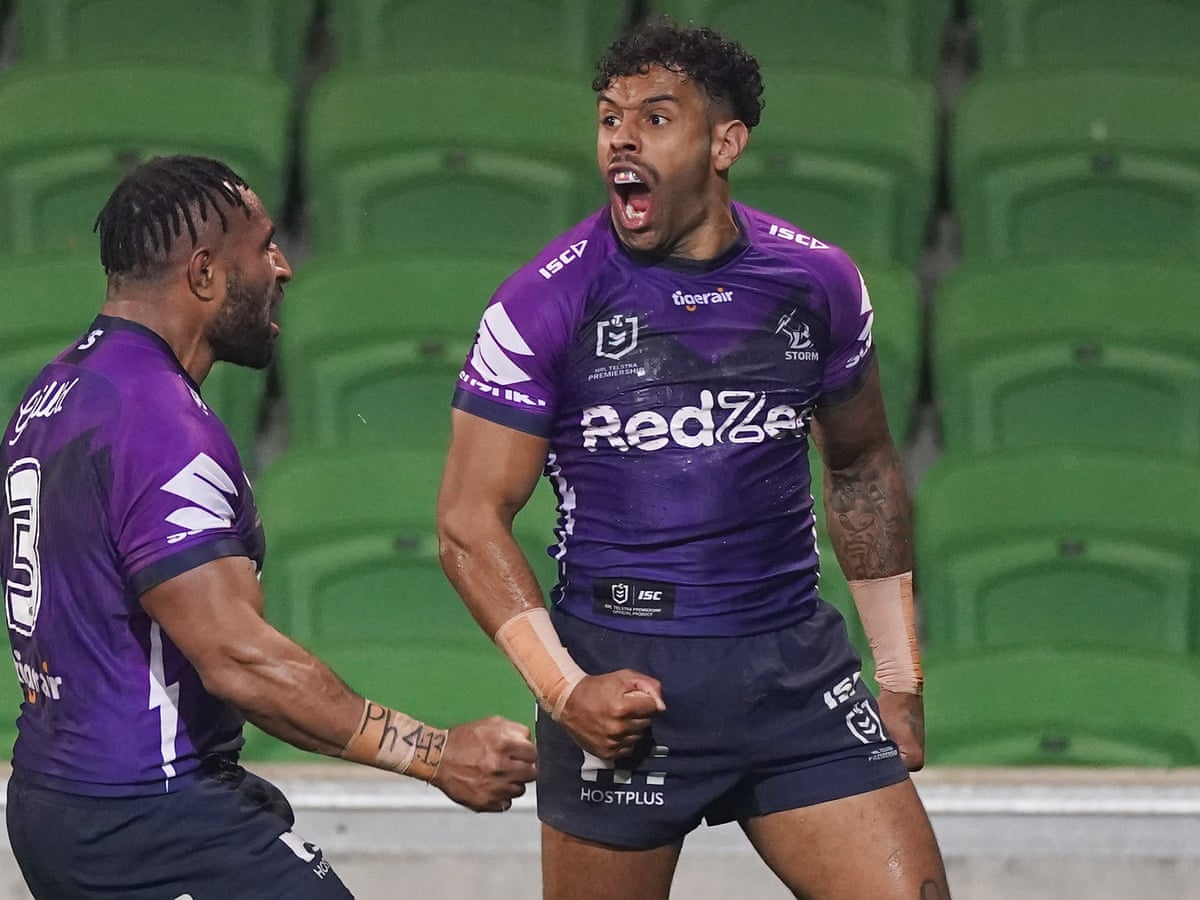 Nrl 2020 Melbourne Storm V South Sydney Rabbitohs As It Happened Sport The Guardian