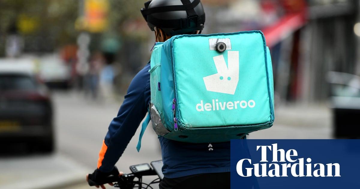 UK Deliveroo orders soar by 59% despite restaurants reopening