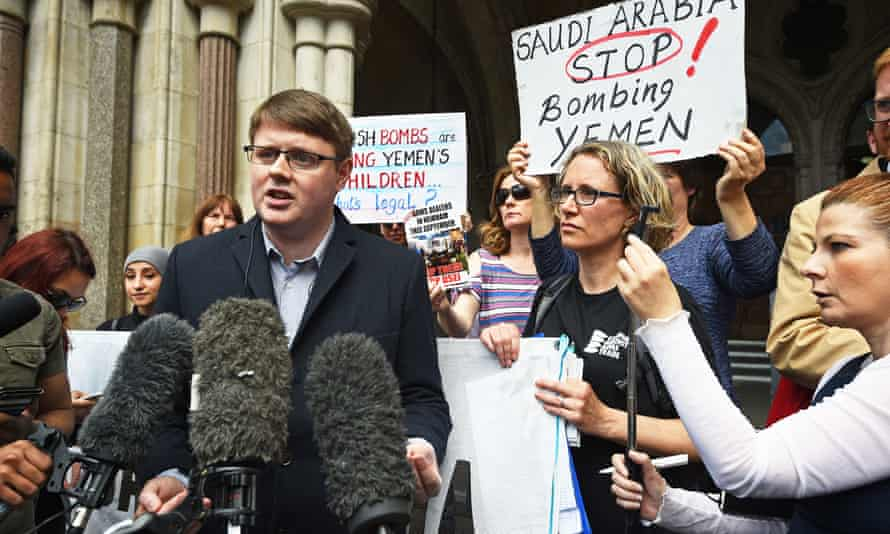 Andrew Smith, spokesperson for Campaign Against Arms Trade