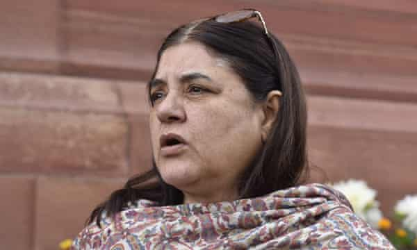 Maneka Gandhi, India's women and child development minister, commissioned an in-depth study of male sexual abuse, after a small survey last year revealed that 71% of respondents had been sexually abused as children.