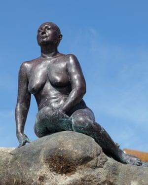 Cornelia Parker's The Folkstone Mermaid