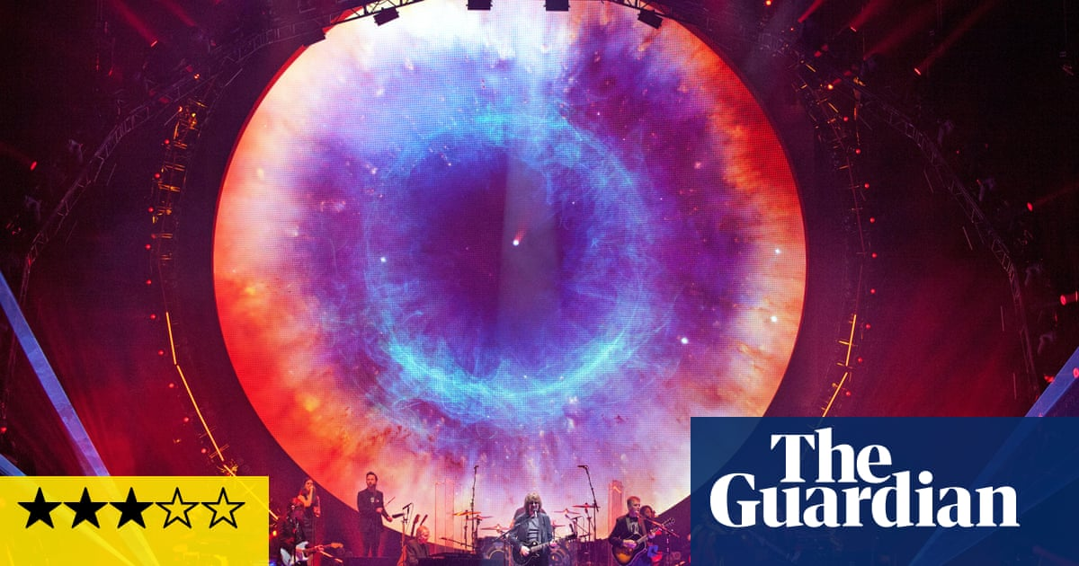 6c335ff6f Jeff Lynne's ELO review – a little too perfect | Music | The Guardian
