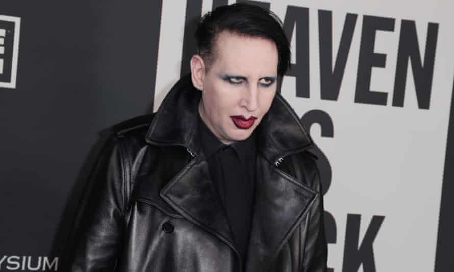 Marilyn Manson in 2020.