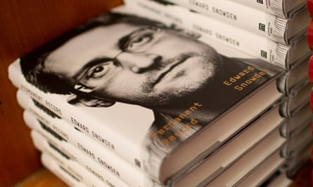 Edward Snowden's memoir, Permanent Record, was released in September 2019.