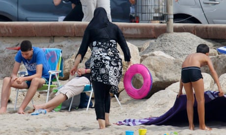 French city shuts down public pools after two women wear burkinis