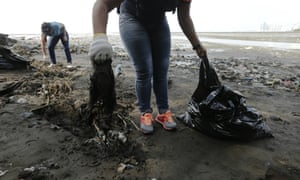 The newly formed Trash Free Seas Alliance will aim to reduce the 8m tons of plastic entering the ocean by promoting waste management infrastructure in China, Indonesia, Philippines, Vietnam and Thailand.