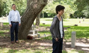 Tig Notaro (left) in semi-autobiographical show, One Mississippi.