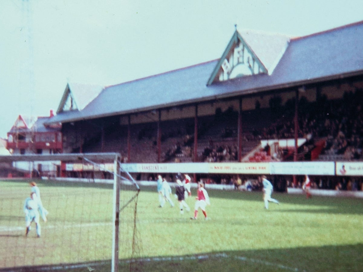 Archaeologist Uncovers Rich History At Bradford S Lost Football Ground Bradford The Guardian