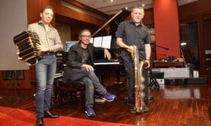 The Javier Girotto Trio.