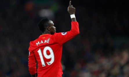 Sadio Mané's return from the Africa Cup of Nations coincided with Liverpool's upturn in form, with his two goals against Tottenham on 11 February earning them a first Premier League win since December.