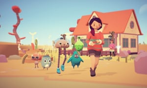 Ooblet gamers design creatures to explore the world in bright graphics