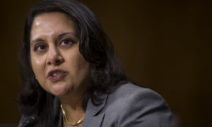 Neomi Rao is nominated for the DC circuit court of appeals but her writings about sexual consent and assault have drawn unwelcome attention.