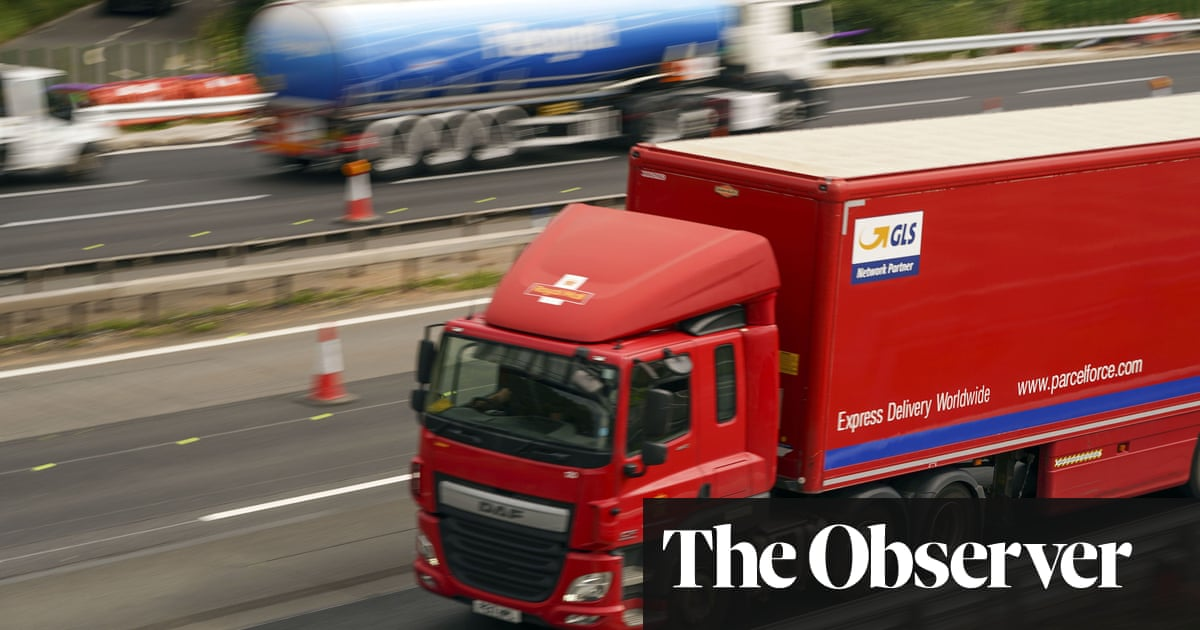 Our lorry drivers deserve respect