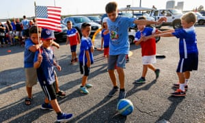 They're stealing from children': US youth soccer's