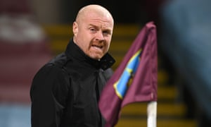 A double ton for Sean Dyche.