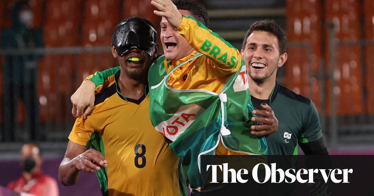 Paralympics roundup: Brazil defeat Argentina to claim five-a-side gold