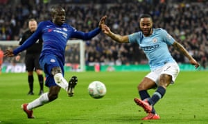 Manchester City Beat Chelsea On Pens Carabao Cup Final Player