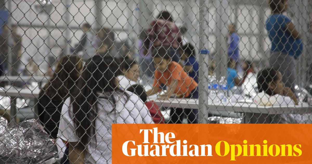 The forced separation of families is Trumps...