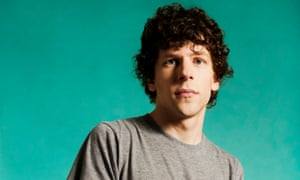 Jesse Eisenberg: 'I started realizing that my own plight by comparison was so insignificant'
