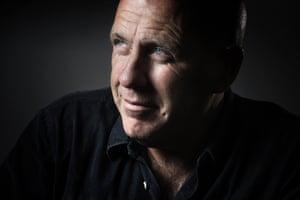 Australian novelist Richard Flanagan