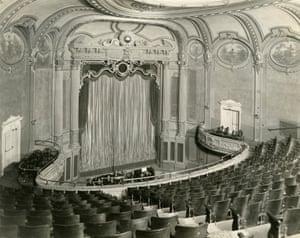Parkway auditorium, c. 1926