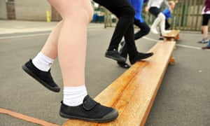 A new report reveals a third of children do fewer than 30 minutes of physical activity a day.