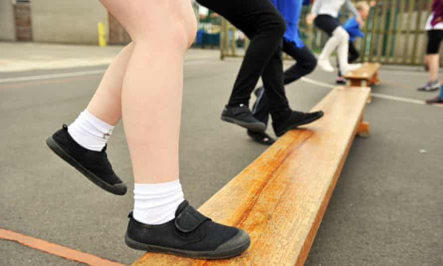 PE has been reduced in schools across England, the IPPR finds.